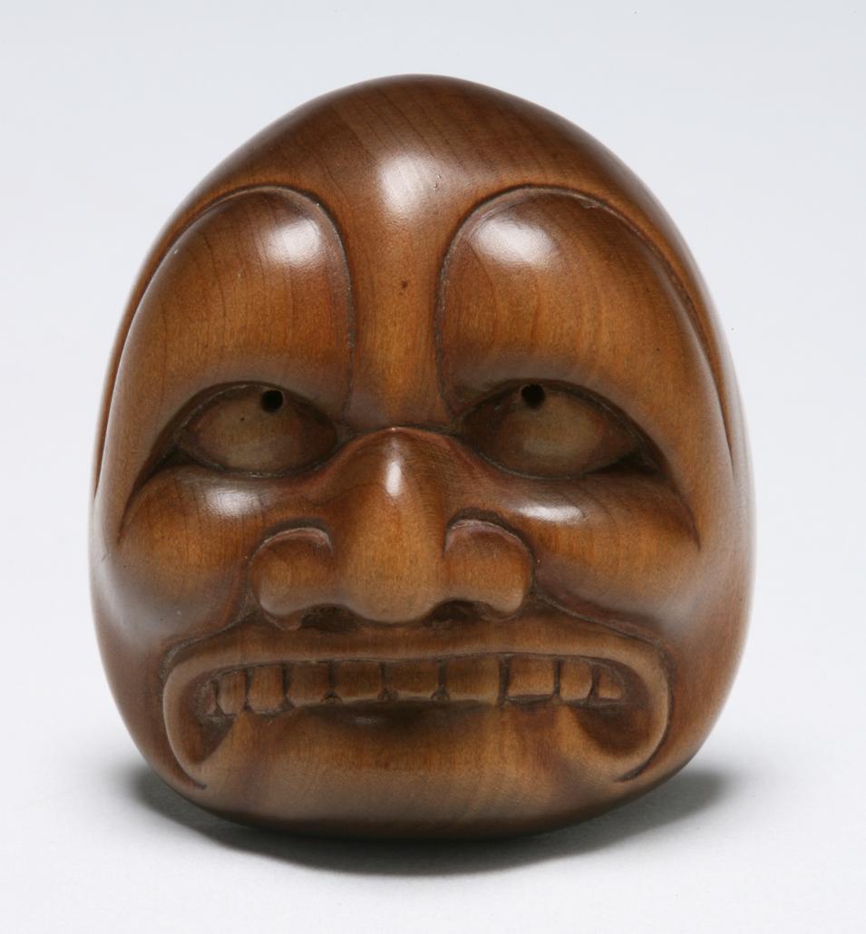 Featured image for the project: Buaku mask